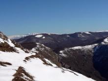 Panoramica dalle Vedute di Monte Autore Gennaio 2011