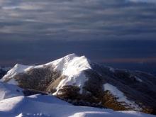 Monte Tarino, nel Comune di Filettino dove nasce il fiume Aniene