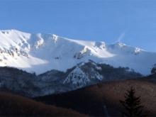 Monte Viglio gennaio 2006