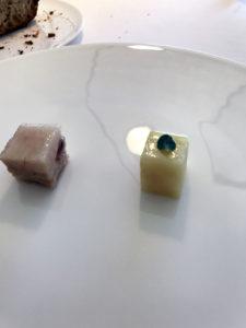 Pancetta e sedano rapa