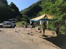 ingresso-sentiero-visita-laghetto