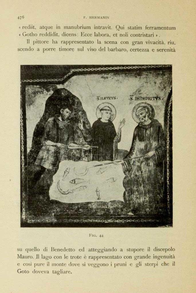 """Immagine dal Libro """"I Monasteri di Subiaco"""""""
